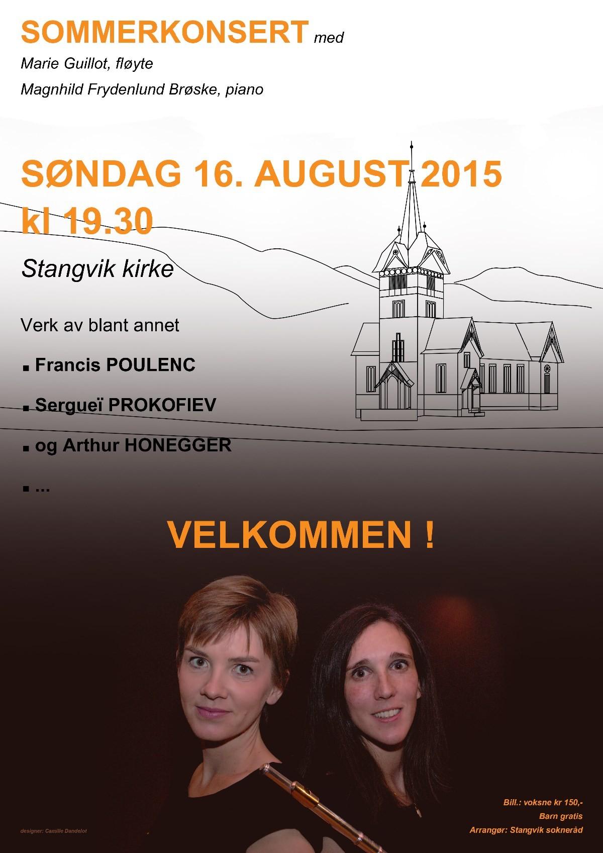 Sommerkonsert_Plakat