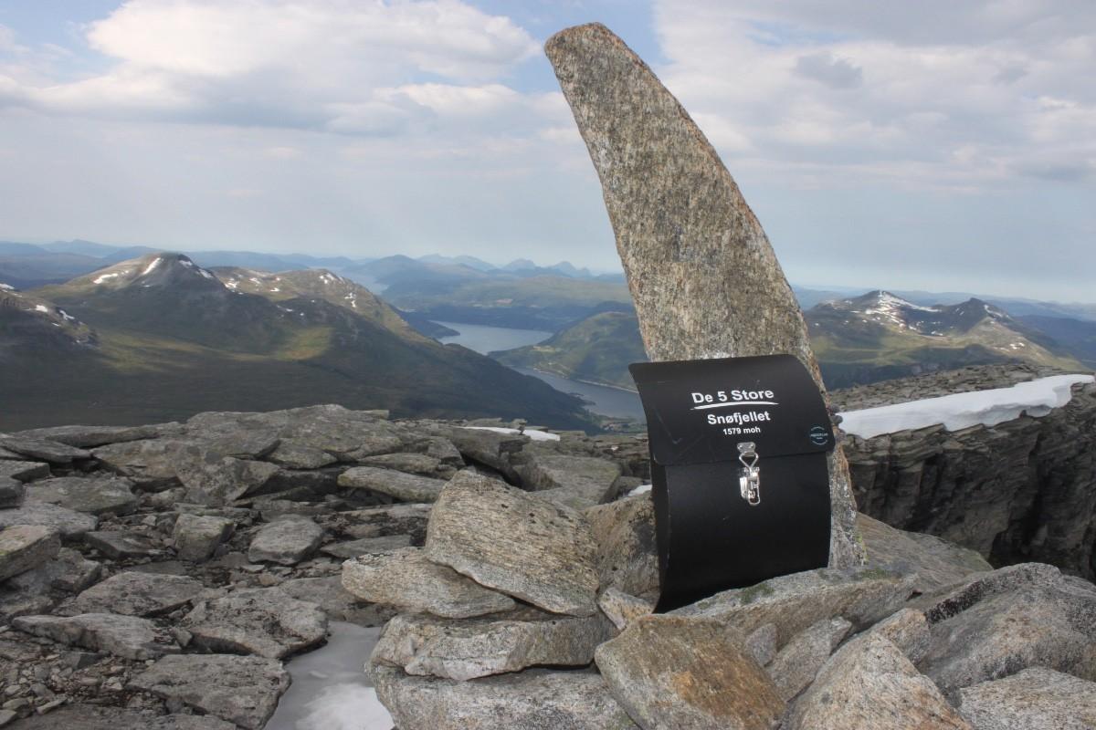 Fin tur på Snøfjellet