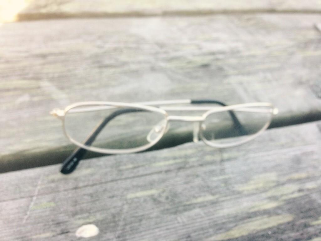 Briller funnet