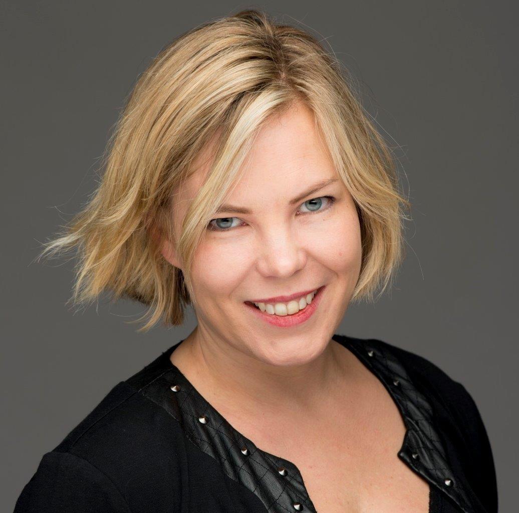 Marta Breen, forfattar, journalist og bloggar. Fotoeigar: Marta Breen.