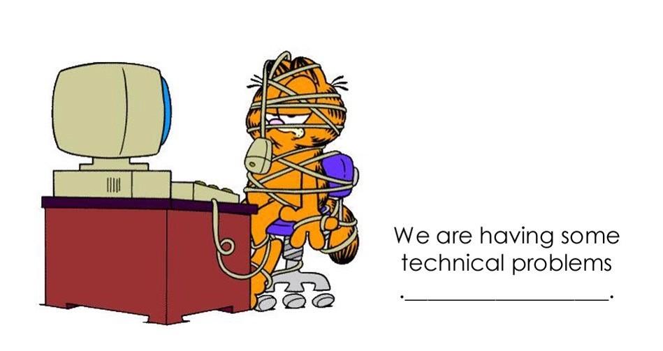 Tekniske problem