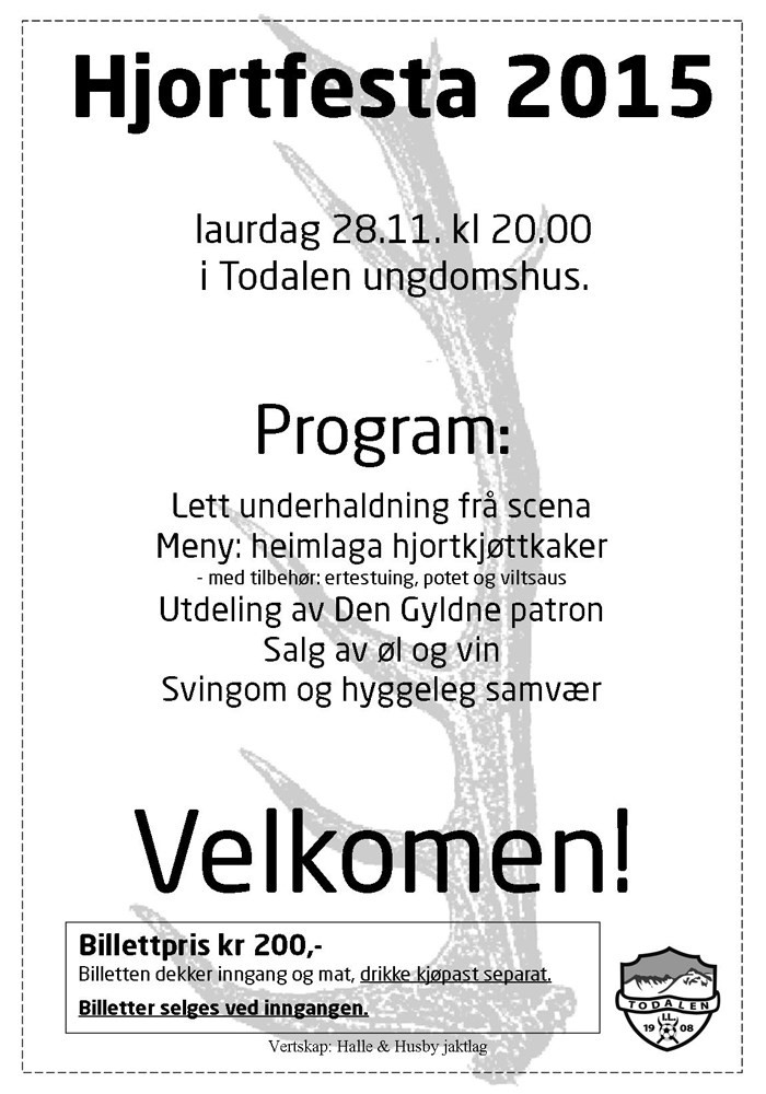 Hjortfesta2015_plakat_DM_L