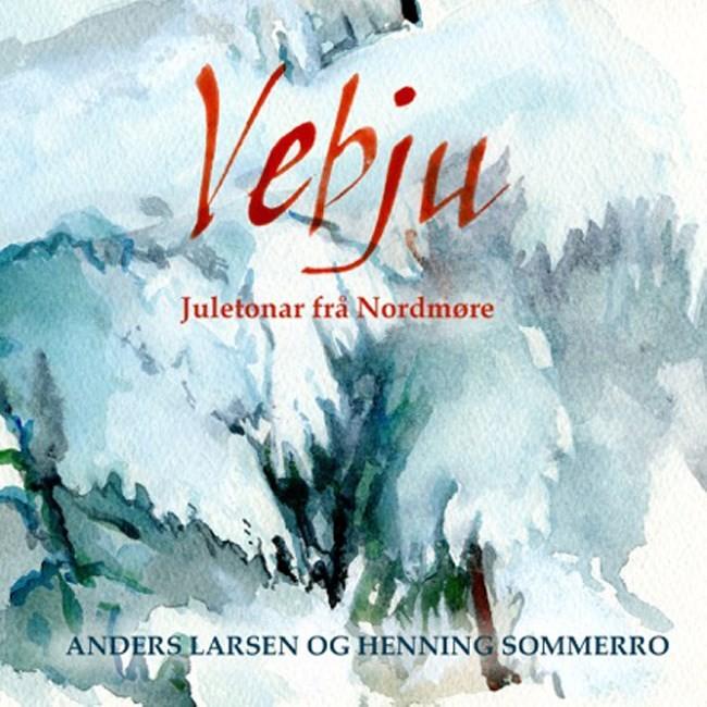 Vebju blir lansert i Stangvik kyrkje søndag - slik ser omslaget ut.