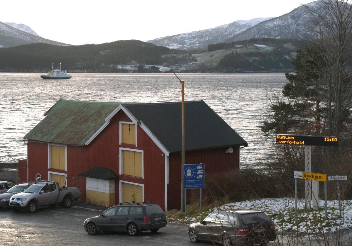 Sølnør på Kvannefjorden - med vêrforbehold.   Foto: Jon Olav Ørsal