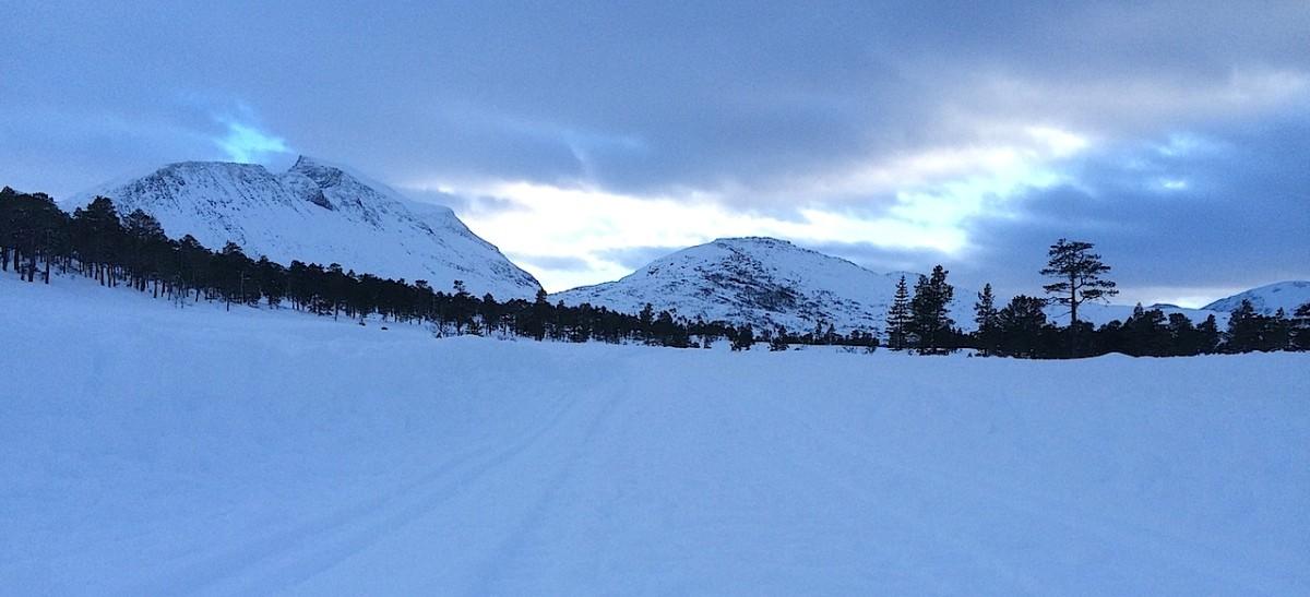 Klart for skiutfart i fjellet