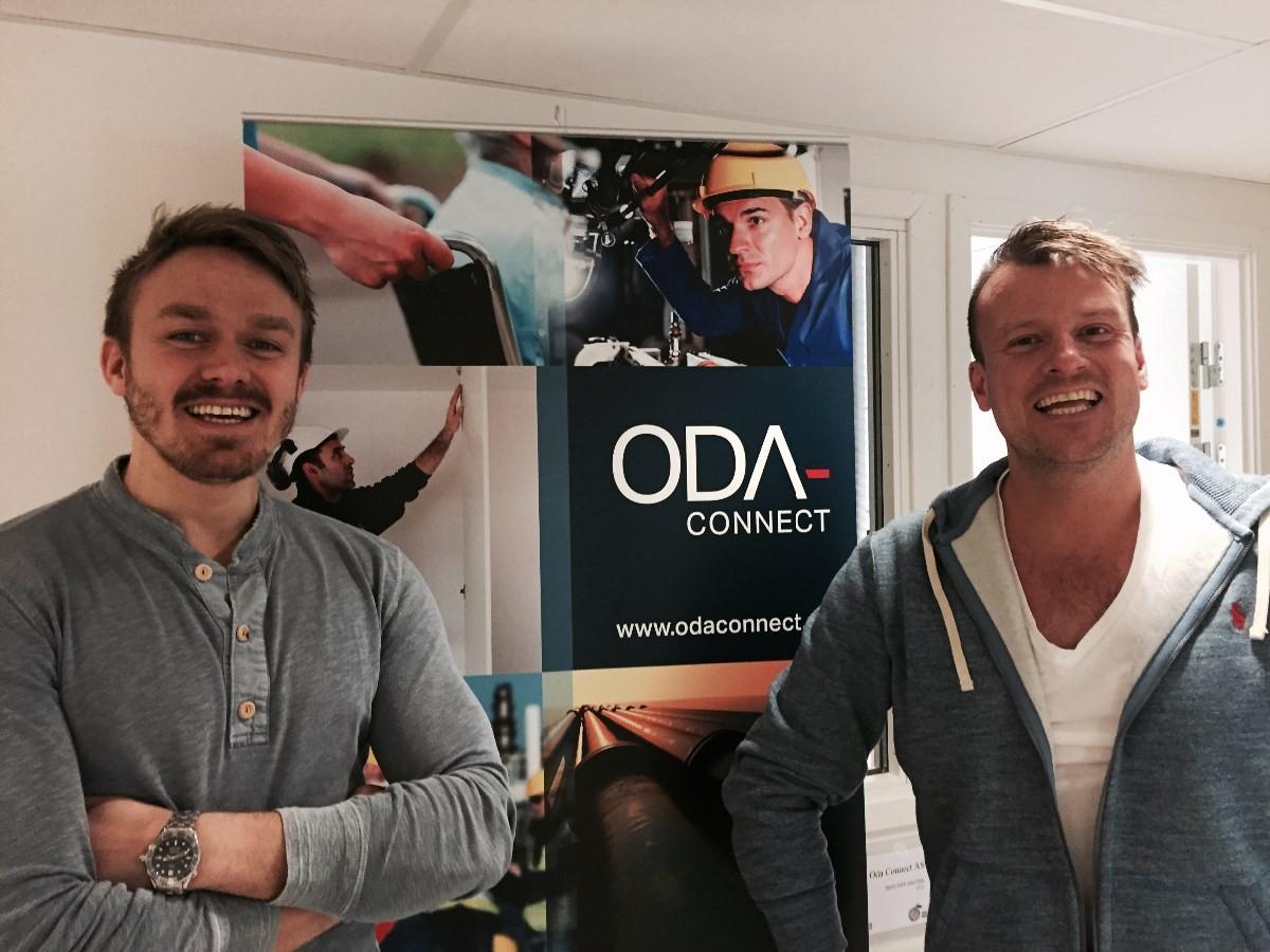 Øyvind og Aksel ODA Connect