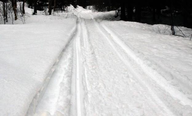 Fine skutersport til Tristeinan og Skihytta.  Foto: Jon Olav Ørsal