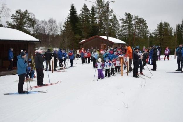 Arkivbilde frå vang skiarena.  Foto: Todalen.no