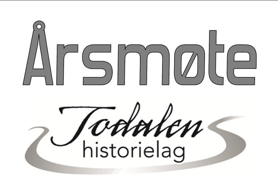 Torsdag: Historielaget med årsmøte den 31. mars