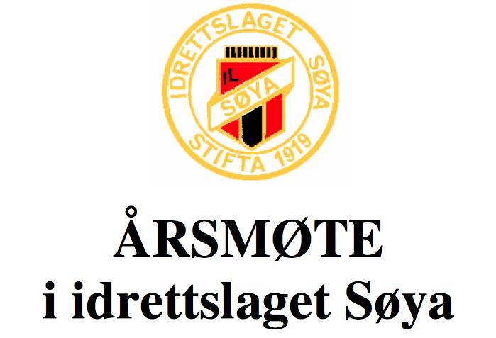 Årsmøte IL Søya
