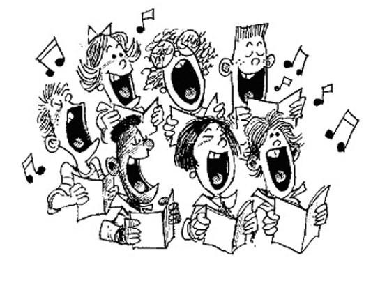 Internasjonalt kor: Syng med den stemmen du har…
