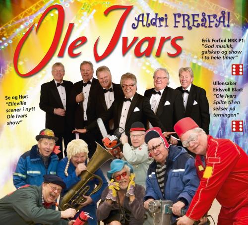 Ole Ivars med «Aldri FREåFÅ» i morgen