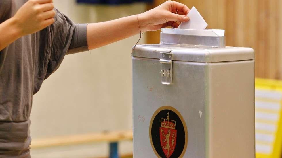 Bruk stemmeretten din i folkeavstemminga om kommunereforma. (Illustrasjon frå internett)