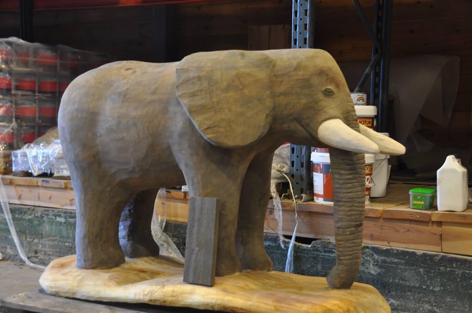 talgø elefant