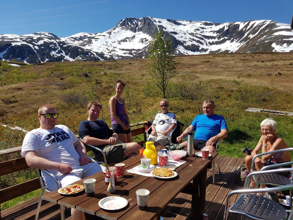Bakels på Skihøttå lørdag