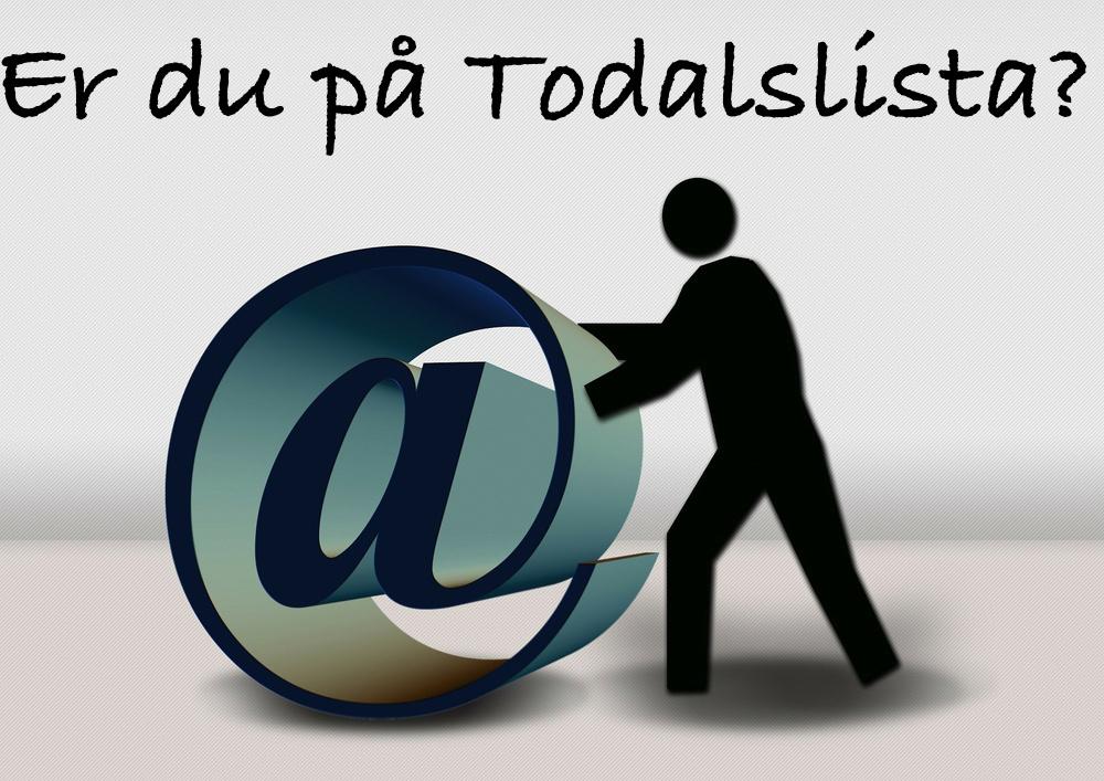 Står du på Todalslista?