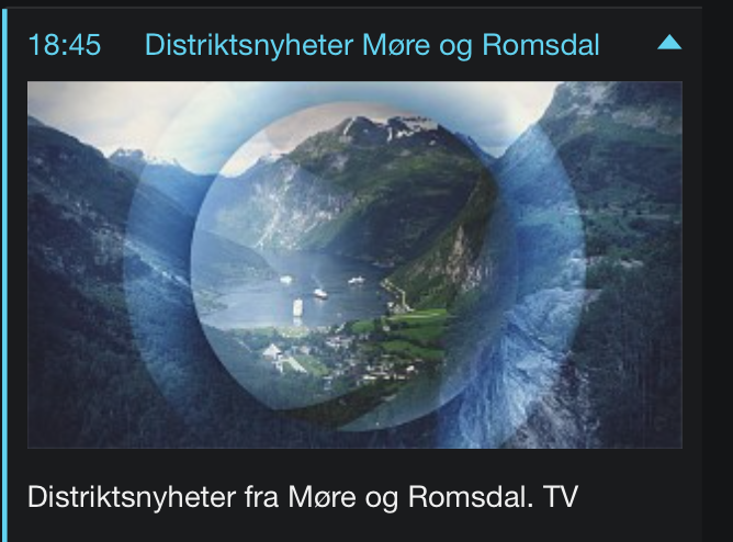 Avduking av Ethelbert på NRK M&R