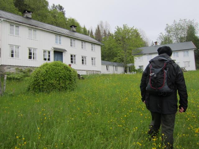 Kulturvandring  på  Årnes