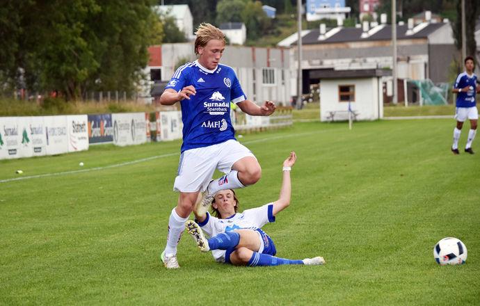 Frikk Hauglann Talgø. Foto Trollheimsporten