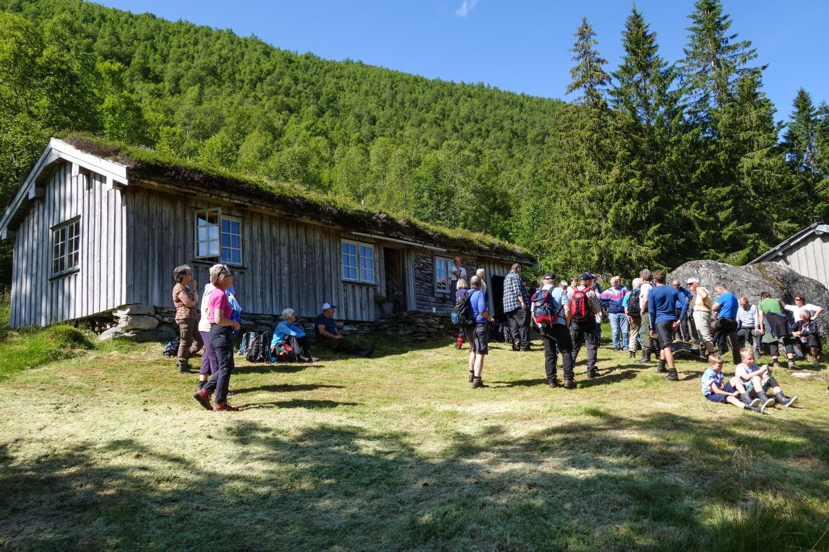 Kulturvandring  til  Søyådalen