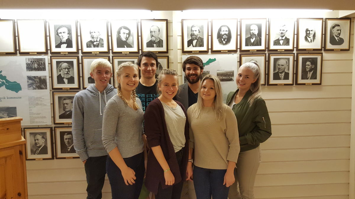 Elise Brøske ny leiar i Surnadal Senterungdom