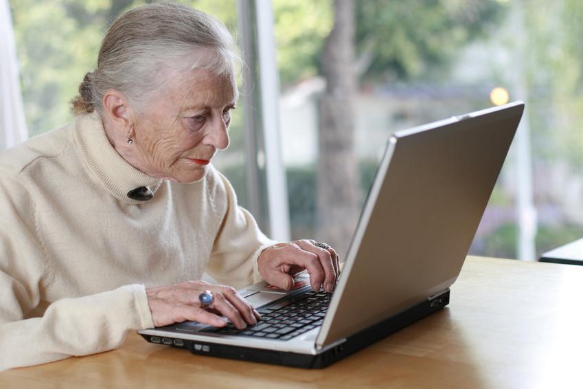 Dataklubben til pensjonistlaget
