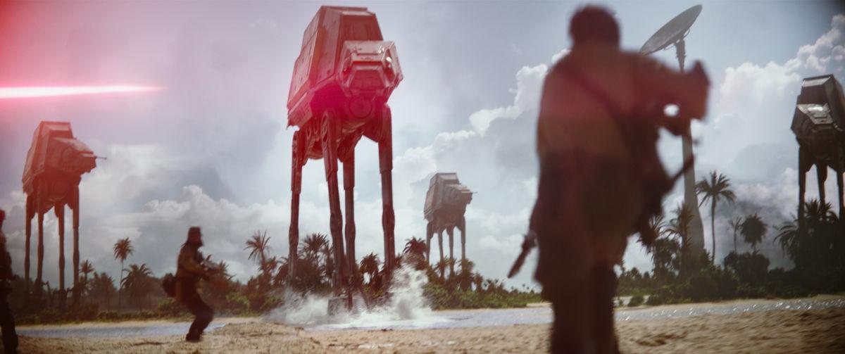 Rogue One: A Star Wars Story Ph: Film Frame ©Lucasfilm LFL