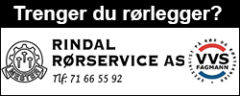 Rindal Rørservice AS