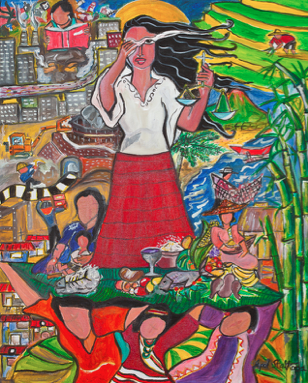 «A Glimpse of the Philippine Situation» by «Apol» Sta. Rosa