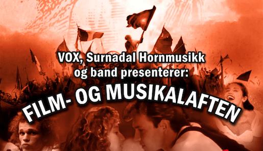 VOX og Surnadal hornmusikk med ny konsert i kveld