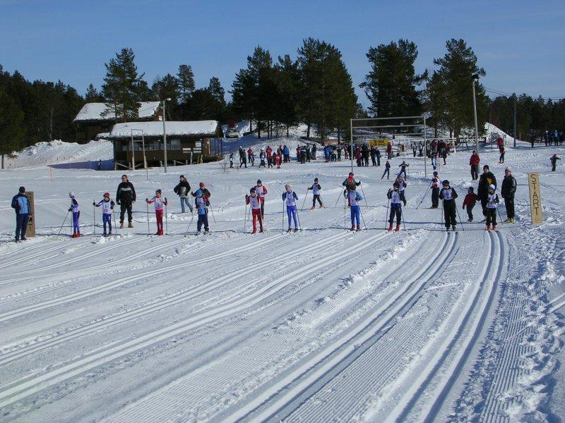 Nordmarka Skisenter. Foto: Surnadal IL