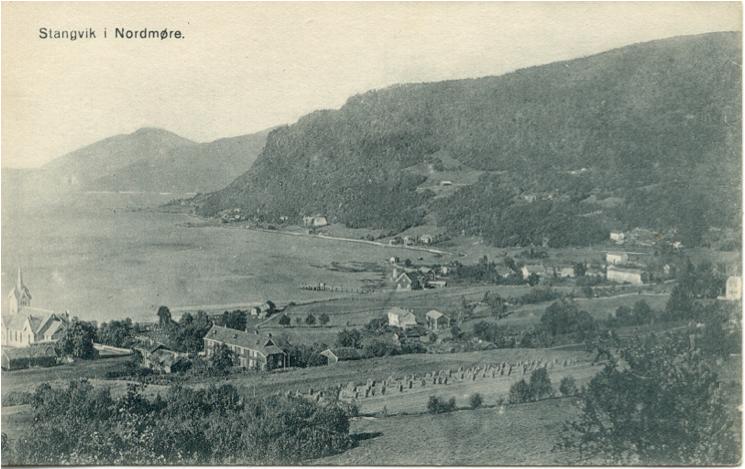 Kulturvandring i Stangvikbukta