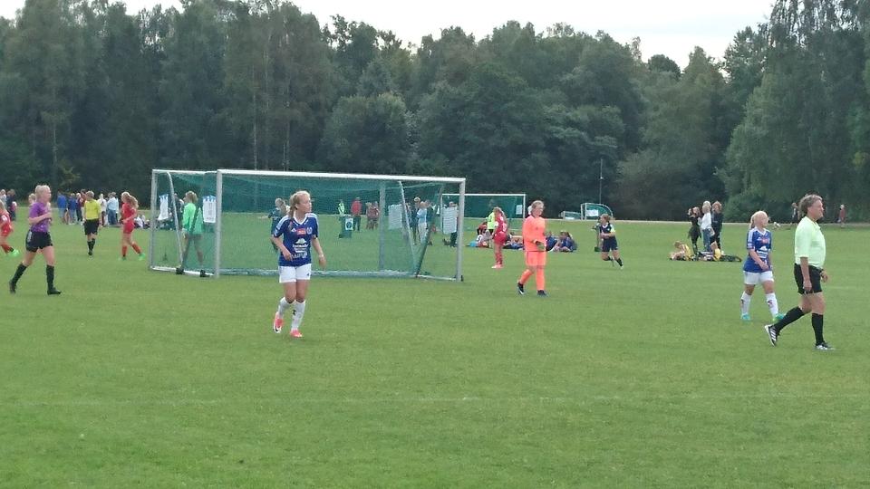 Norway Cup 2017; dag 1