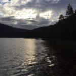 Sommarkveld ved Todalsfjorden