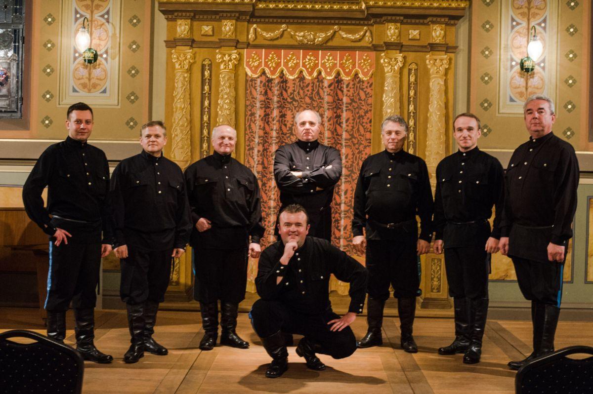 «Magiske russiske klanger»