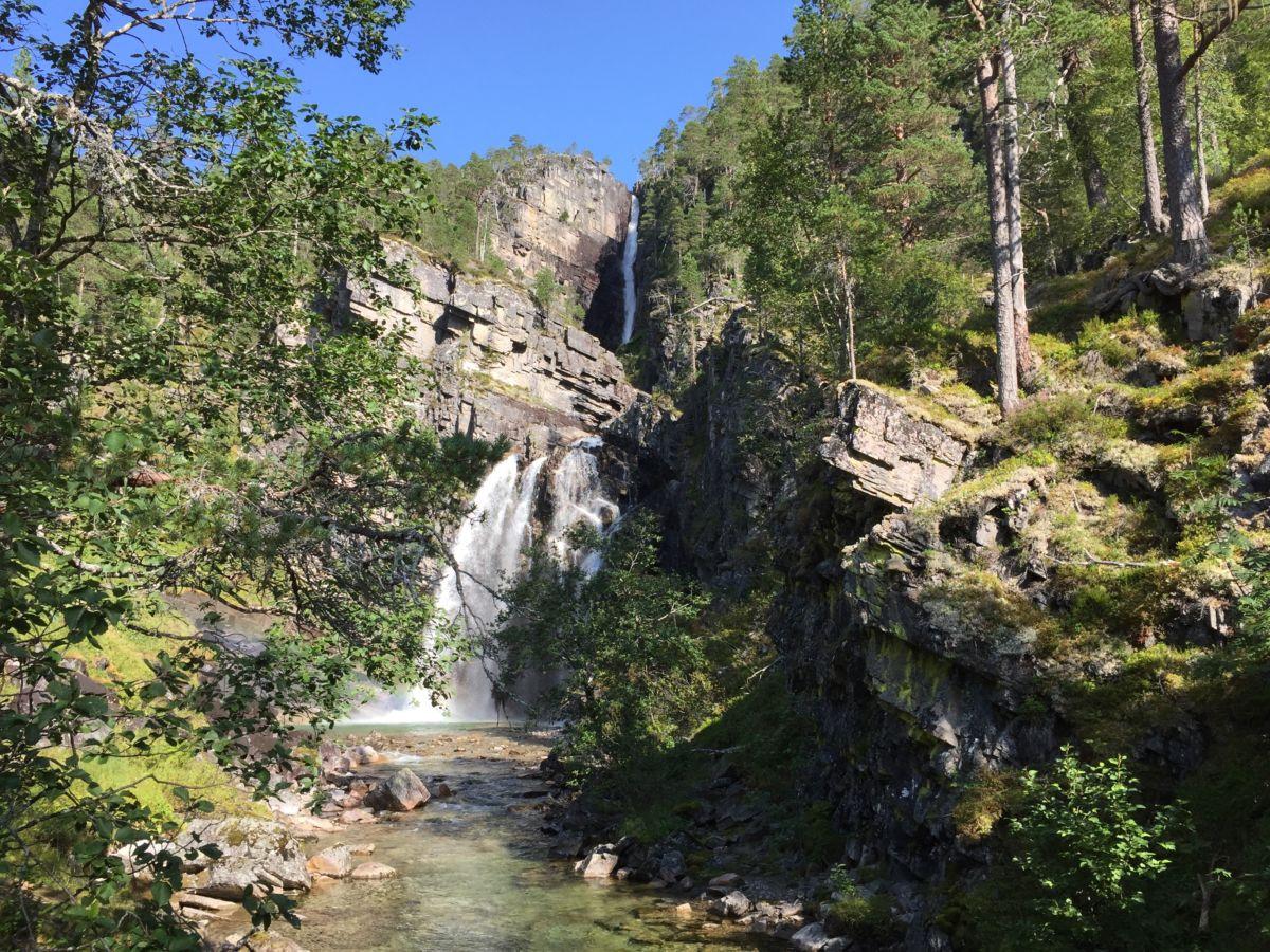 Kløvertur til Nauståfossen – du er velkomen til å bli med!