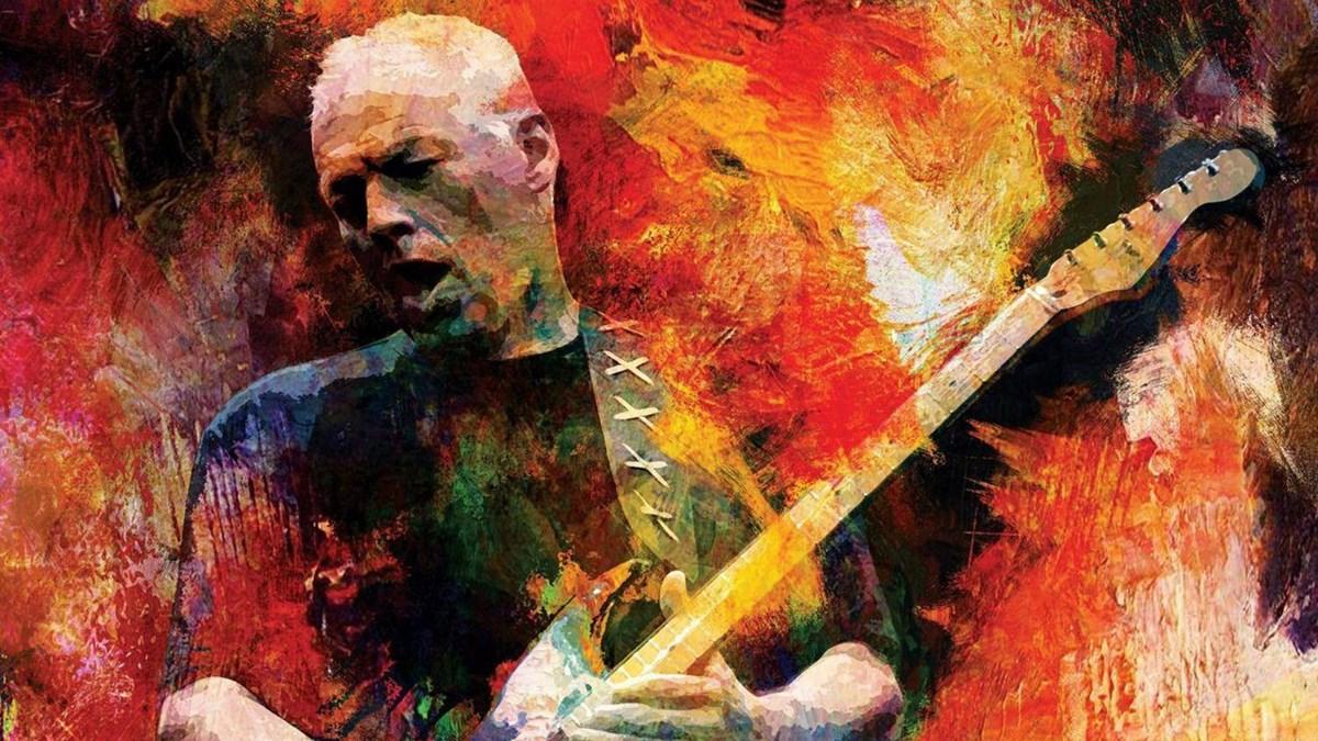 David Gilmour på kulturhuset