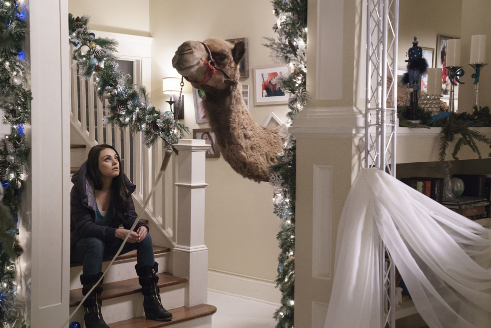 Mila Kunis in A BAD MOMS CHRISTMAS
