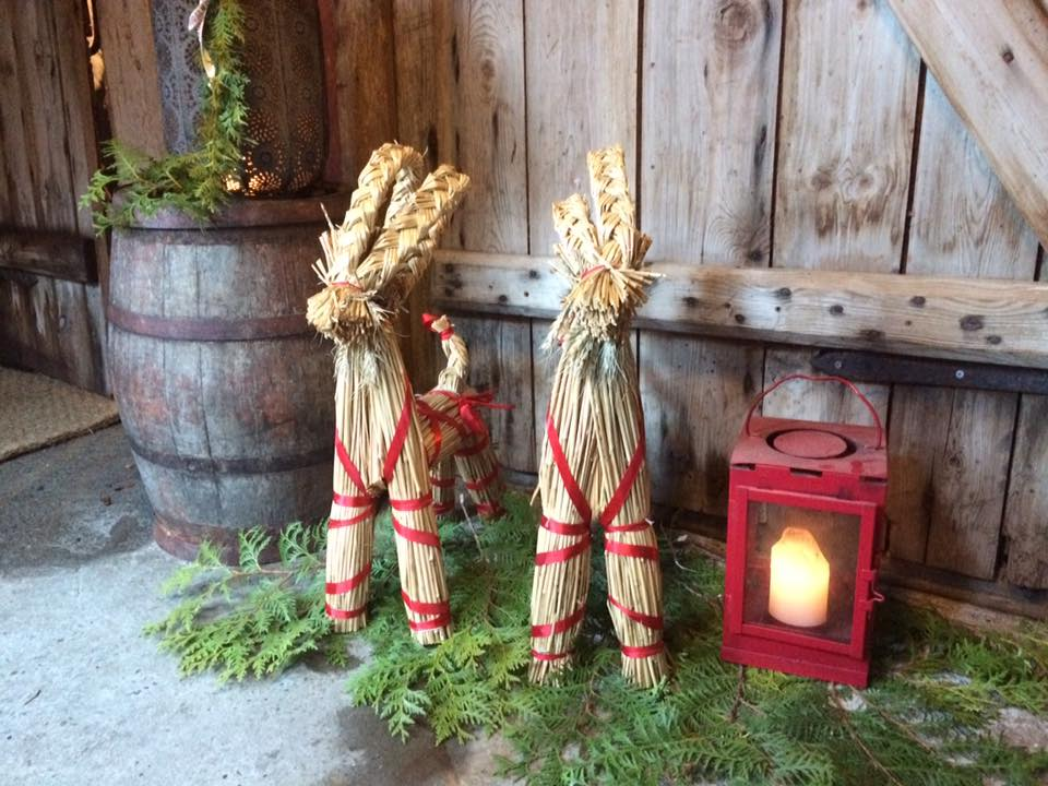 Kom i julestemning med årets julemarked på Hamnes!
