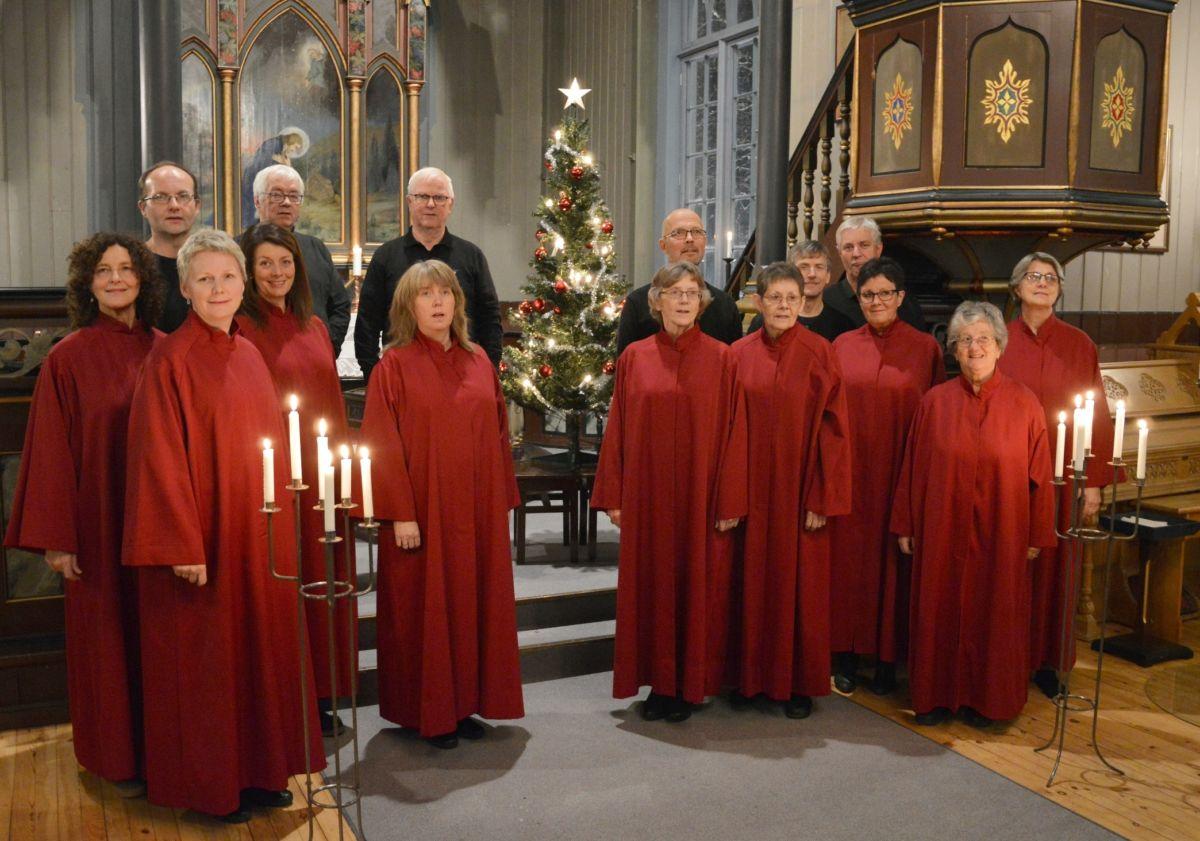Søndag kl 15: Julemusikk for alle