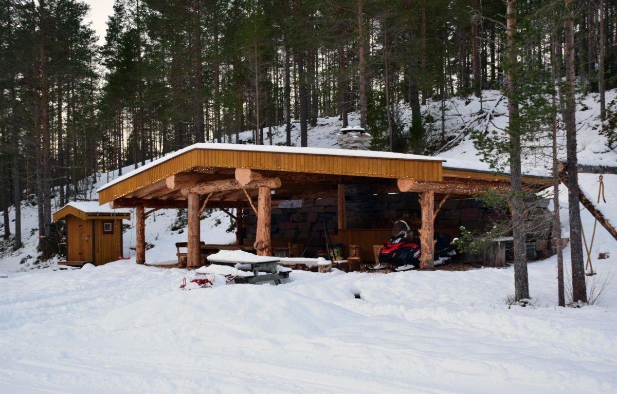 lysløypa på Tjønnmyran blir arena for StikkUT ski. Foto: Jon Olav Ørsal