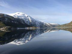 Vidunderlig Todalsfjord