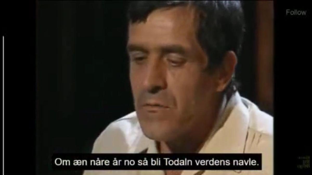 Gullkorn frå Todalen på spansk