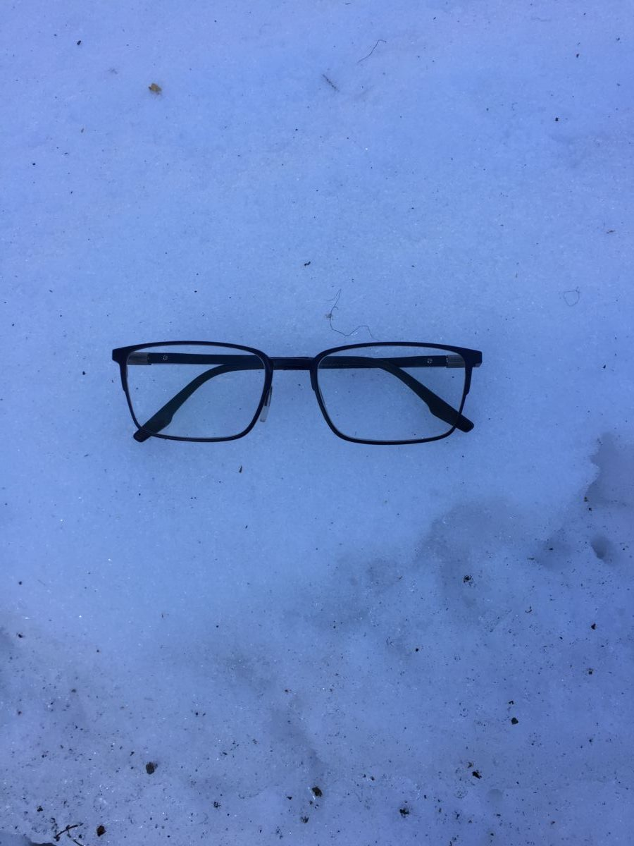 Har du mistet brillene dine?