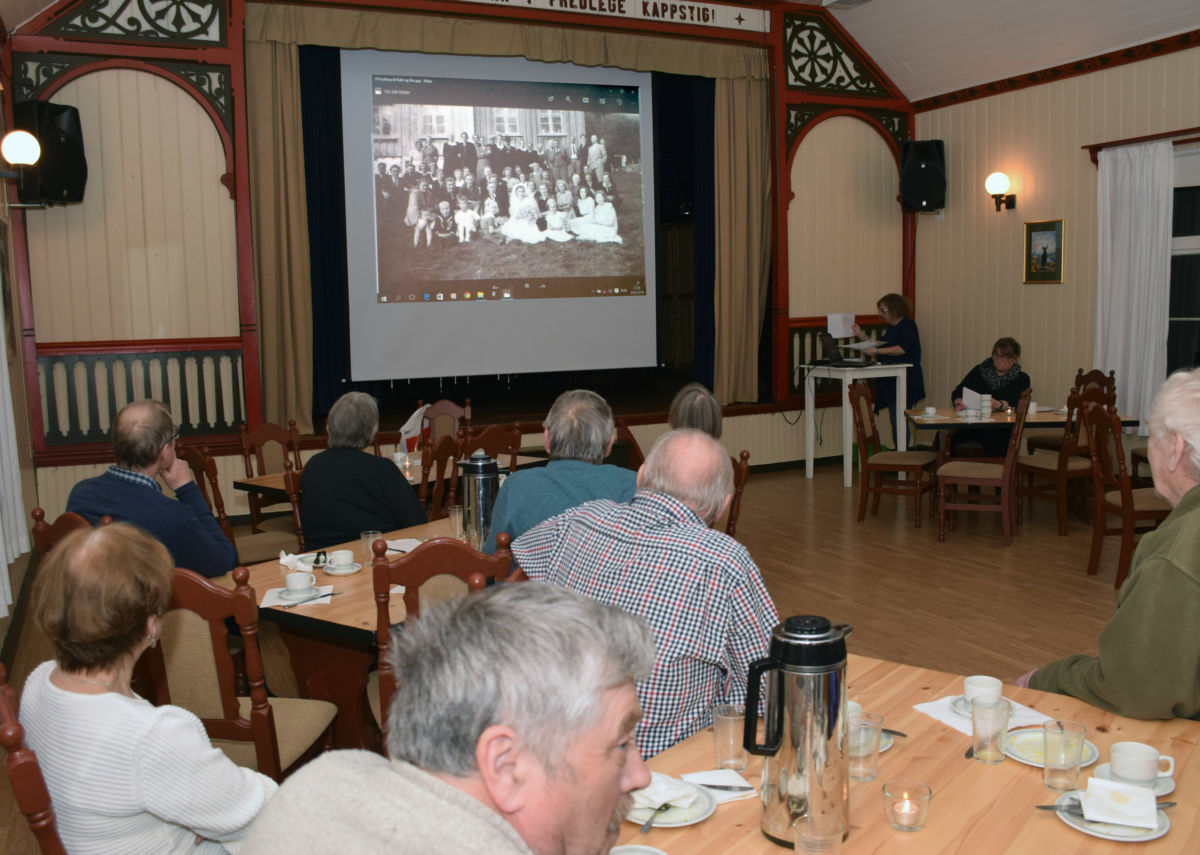 Aktivt historielag med 187 medlemar i Todalen.  Foto: Jon Olav Ørsal