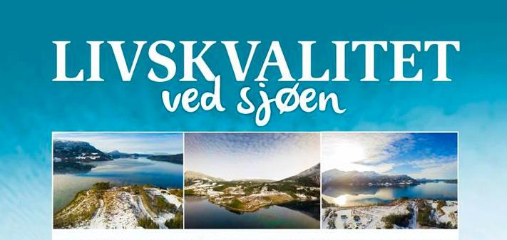 Boligtomter  til  salgs  på  Nordvik!