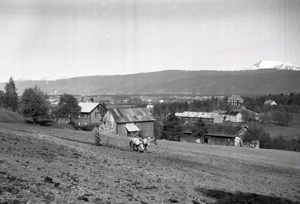 Markering av Hans Hyldbakk 120 år