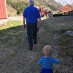 En  farfar  i  livet  sku  alle  ha