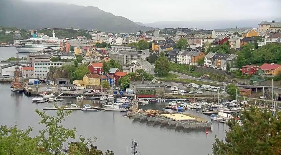 Det er lagt ut webfoto av Kranaskjæret - her kan du sjølv følge med.  Foto: KSU.no
