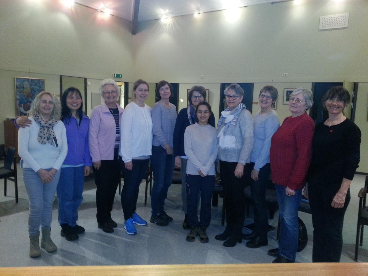Koret Credo ønsker nye medlemmer velkomne